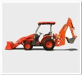 Where to rent LOADER, BACKHOE 26 HP DSL in Springfield MO