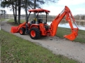 Where to rent LOADER, BACKHOE 45 HP DSL in Springfield MO