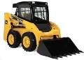 Where to rent SKID LOADER, WHEELED JD 315 in Springfield MO