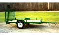 Where to rent TRAILER, 5 X8  SNGL AXL 3500 in Springfield MO