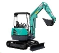 Where to rent EXCAVATOR, MINI 6,000 LBS in Springfield MO